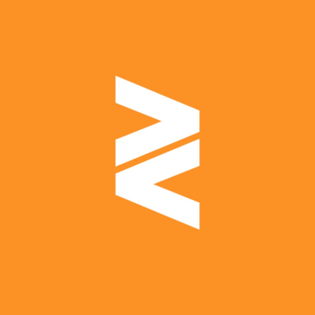 Eventle logo in orange