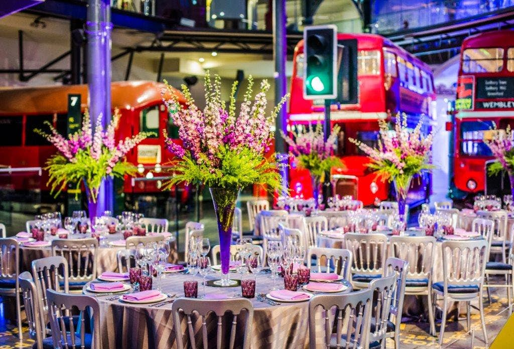 London Transport Museum Events Planner